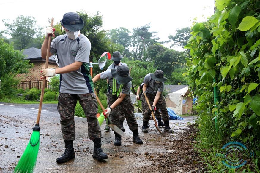 양주 72사단 집중호우 대민지원 사진 2.JPG